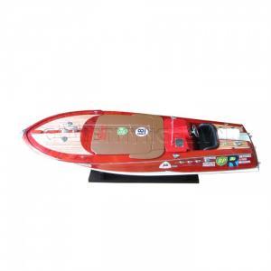 Tàu Mô Hình Gỗ Riva Monte Carlo 70cm (Speed Boat)-SKU-SPRMC70