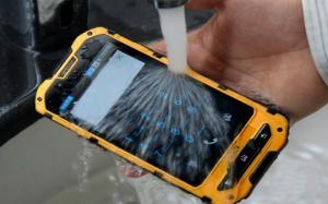 Điện thoại smartphone chống nước, Land rover A8, cấu hình khủng