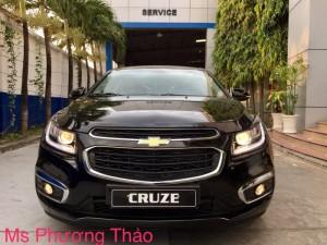 Tin Shock!  Chevrolet Cruze 2016 giá khuyến mãi khủng nhất TP.HCM
