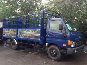 Xe tải thùng Hyundai 7 tấn HD700