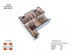 mặt bằng căn 70m2- TBCO3