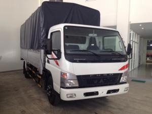 Xe tải mitshubishi canter 8.2 tải trọng 5T,...