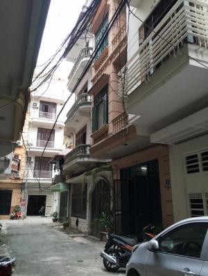 Bán nhà thôn Nhuế - Kim Chung – Đông Anh 60m x 3 tầng, 1.7 tỷ, kinh doanh.