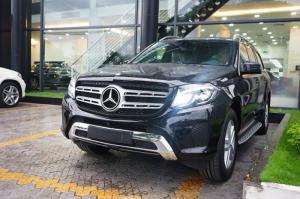 Mercedes GLS 350d 400 500  2017 hỗ trợ vay NH 80% giá xe thủ tục đơn giản lãi suất ưu đãi
