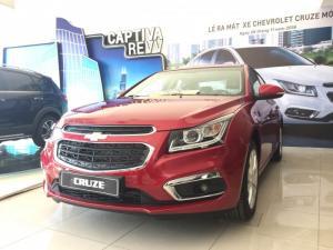 Sedan mạnh mẽ, sang trọng được 4 triệu người tin dùng là Chevrolet Cruze