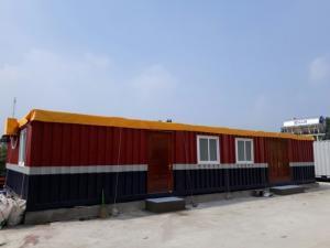Bán nhà container thiết kế hiện đại, tiện nghi