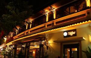 Lắp đặt hệ thống thiết bị chiếu sáng cho nhà hàng