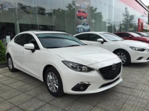 Mazda 3 _ dẫn đầu phân khúc