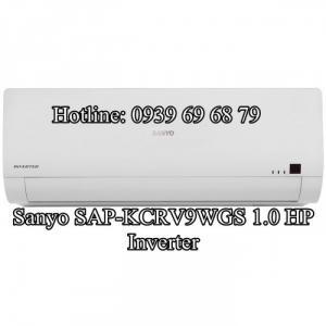 Máy lạnh Sanyo SAP-KCRV9WGS 1.0 HP Inverter,...