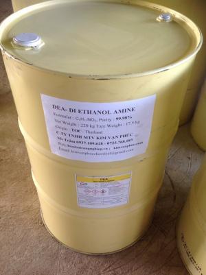 Bán DEA, Di Ethanol amine 99% hàng Thai Land