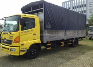 Bán xe tải Hino FC tổng tải 10,4 tấn trả...