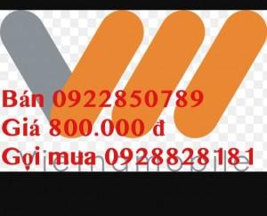 0922850789 gia siêu rẻ,chỉ 800.000 đ