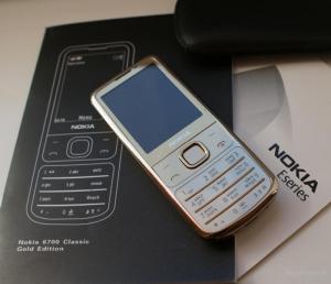 Bán Nokia 6700 gold fullboc giá rẻ ở HCM