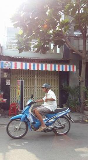 Bán nhà 7 tỷ, 4.2x17.6m MT Trương Vĩnh Ký, P.Tân Thành, Q.Tân Phú