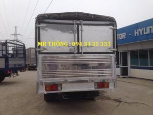 Xe Tải Hyundai Hd700 7.5 Tấn Đồng Vàng Thùng Inox,hỗ Trợ Trả Góp 80% Giá Trị Xe