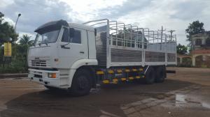 Tải thùng Kamaz 65117 (6x4) mới 2016
