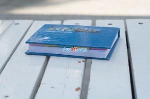 Notebook kèm sticker in logo công ty siêu nhỏ gọn và dễ thương giá cạnh tranh