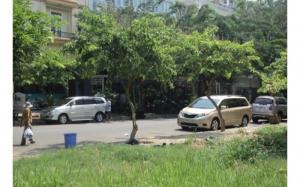Đất MT gần đường Võ Nguyên Giáp, khu vực tập trung nhiều khách sạn, quận Sơn Trà.
