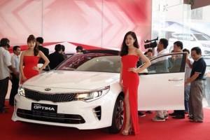 Bán ô tô mới 100% tại Sơn La