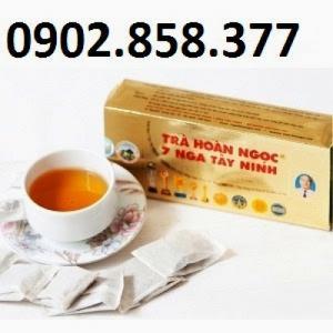 Địa chỉ bán trà hoàn ngọc tại q3