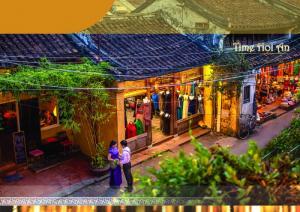 Địa Ốc Minh Trần giới thiệu dự án Time Hoi An ngay trong lòng Phố Cổ.