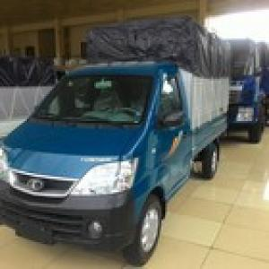 Xe thùng bạt 7 ta - THACO TOWNER 950A-Thùng Bạt