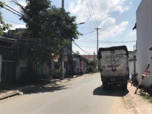 254m Vuông Đất Mặt Tiền Đường Số 6 Nguyễn Duy Trinh, Long Trường, Q9. Giá Chỉ 2 Tỷ 950, Đường Nhựa