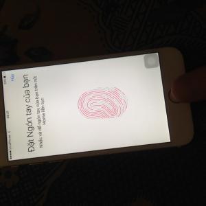 Iphone 6 gold 64GB, quốc tế LL/A zin
