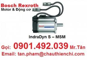 Motor Hộp số Bosch Rexroth Mã MS2N MSK MKE MSM MAD MAF MLP