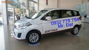Suzuki Ertiga 7 chỗ, Nhập khẩu, hỗ trợ trả góp 90% giá trị xe