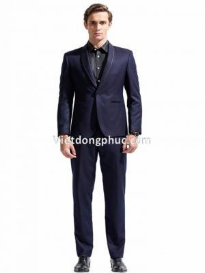 Đồng phục áo vest nam 01