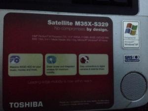 Cần bán Toshiba Satellite M35X-S329 - 15.4