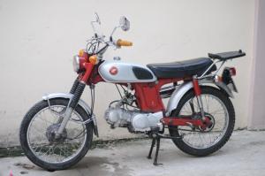 Cần bán Honda Cl50 1968 chính chủ