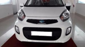 Bán xe Kia Morning tiêu chuẩn Châu Âu giá 327 triệu phù hợp với cung đường đô thị