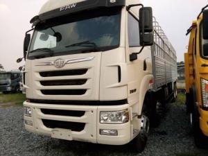 Xe tải FAW 4 giò thùng mui bạt dài 9m giá khuyến mãi chỉ có tại AN PHƯỚC