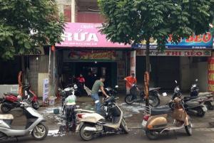 Mở tiệm rửa xe ô tô xe máy - Ngành hot nhất hiện nay