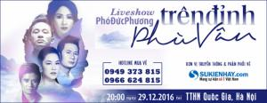 Liveshow Pho Duc Phuong
