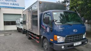 Tây ninh, Xe tải thaco Hyundai hd500, hd650 5 tấn,6,5 tấn, mua trả góp,tri ân khách hàng ưu đãi 100% lệ phí trước bạ.