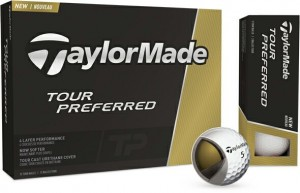 Ball TaylorMade Tour Preferred