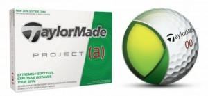 Ball TaylorMade Project (a)