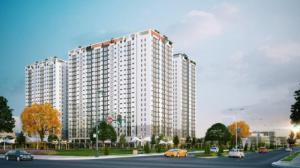 Căn hộ prosper plaza 868 triệu/căn 2pn 2wc