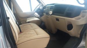 Mẫu xe chở khách cở nhỏ thông dụng trên các cung đường Việt Nam | Ford Transit Limousine bản cơ bản (Basic) - Lựa chọn xe 16 chổ sang trọng tốt nhất | Trung Hải - 096 68 777 68 (24/24) sẵn sàng tư vấn mua xe 16 chỗ Ford Transits ngay cho bạn
