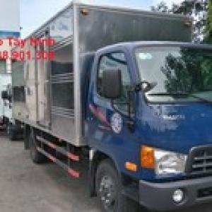 Bán xe HD650 6.4 tấn,HD500,HD65,HD72, chuyên bán các loại xe tải trường hải uy tín nhất,ưu đãi 100% lệ phí trước bạ.