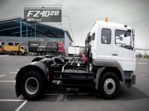 Bán xe đầu kéo fuso fz40 nhập khẩu nguyên chiếc một cầu lưu thông dễ dàng
