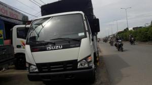Đại lý xe tải isuzu 1 tấn 9, 2 Tấn 2,có CT khiến mãi TRƯỚC BẠ từ nhà máy