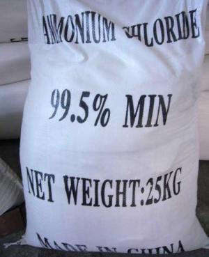 Bán: Phân Amoni clorua, bán Muối lạnh