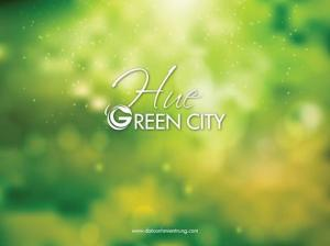Mở Bán Giai Đoạn 2 Đất Nền Khu Đô Thị Hue Green City.
