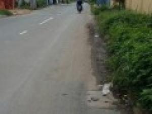 Lô đất 85m2 đường Bùi Công Trừng gần chợ Đông Thạnh