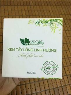Kem tẩy lông Linh Hương