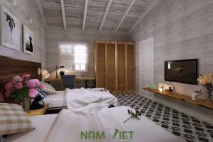 Sở hữu biệt thự nghỉ dưỡng biển La Perla tại Bình Thuận giá 4 tỷ/căn.